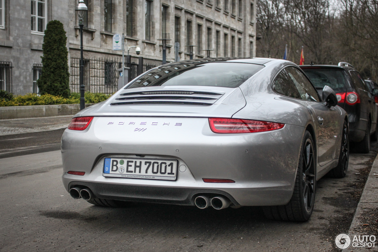 Porsche 991 Carrera S 6