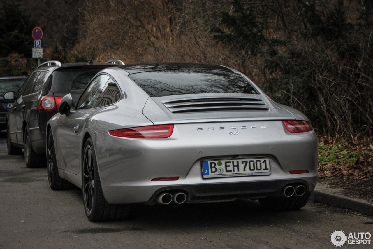 Porsche 991 Carrera S 7