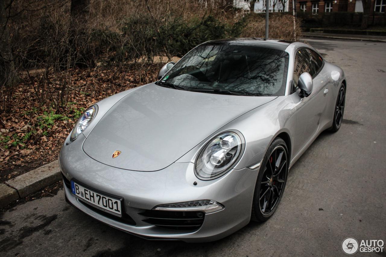 Porsche 991 Carrera S 8