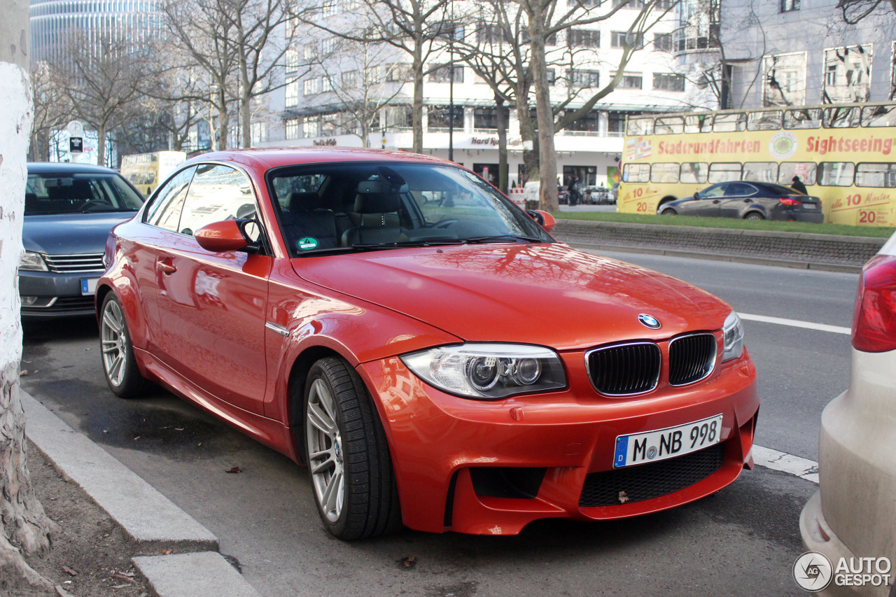 BMW 1 Series M Coupé 1