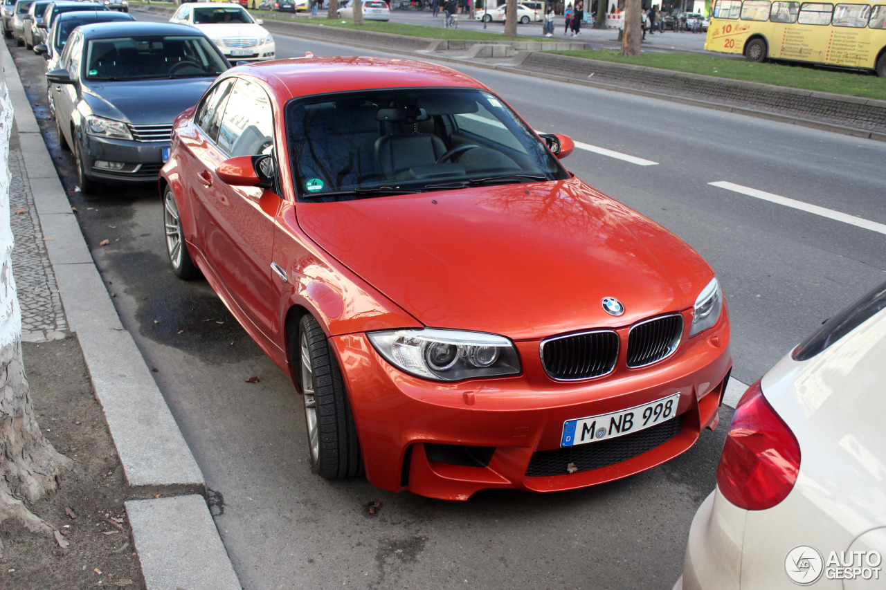 BMW 1 Series M Coupé 2