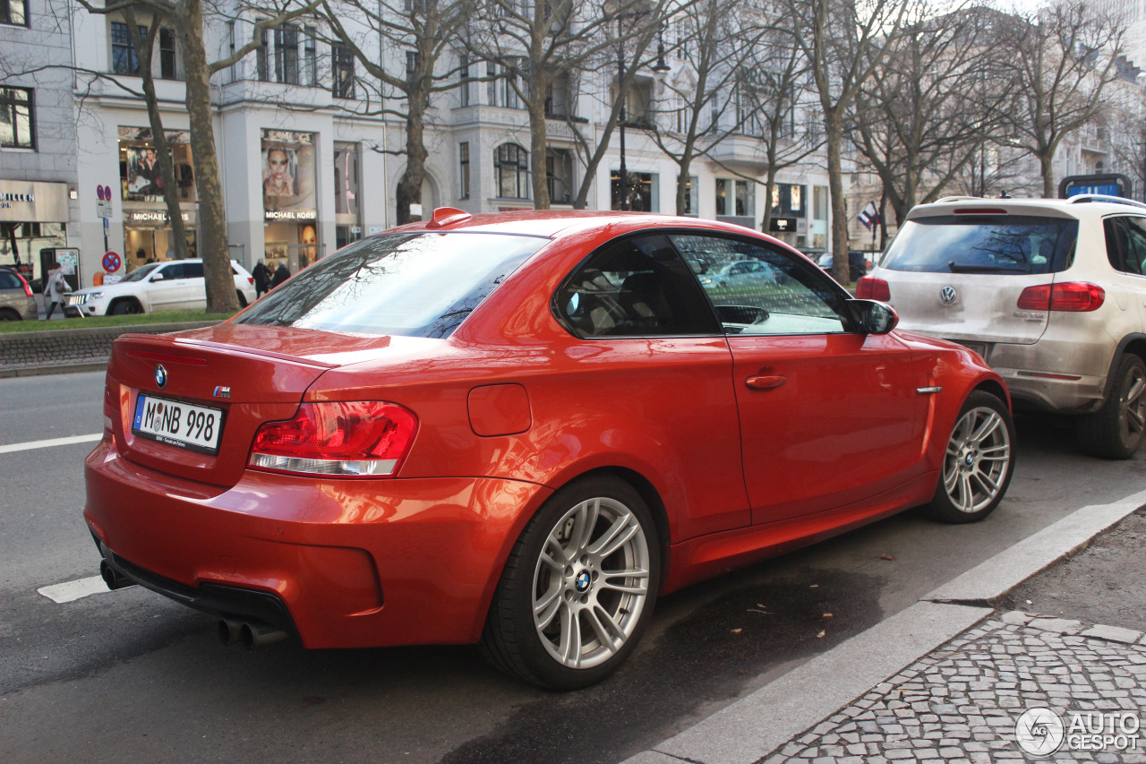 BMW 1 Series M Coupé 5