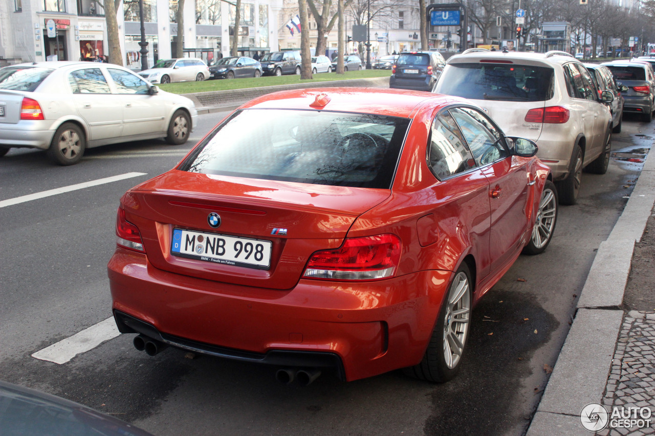 BMW 1 Series M Coupé 6