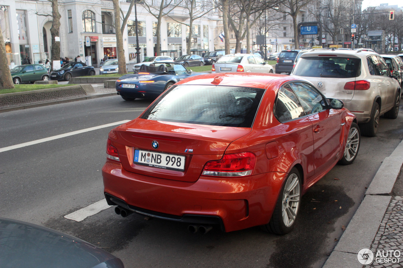 BMW 1 Series M Coupé 7