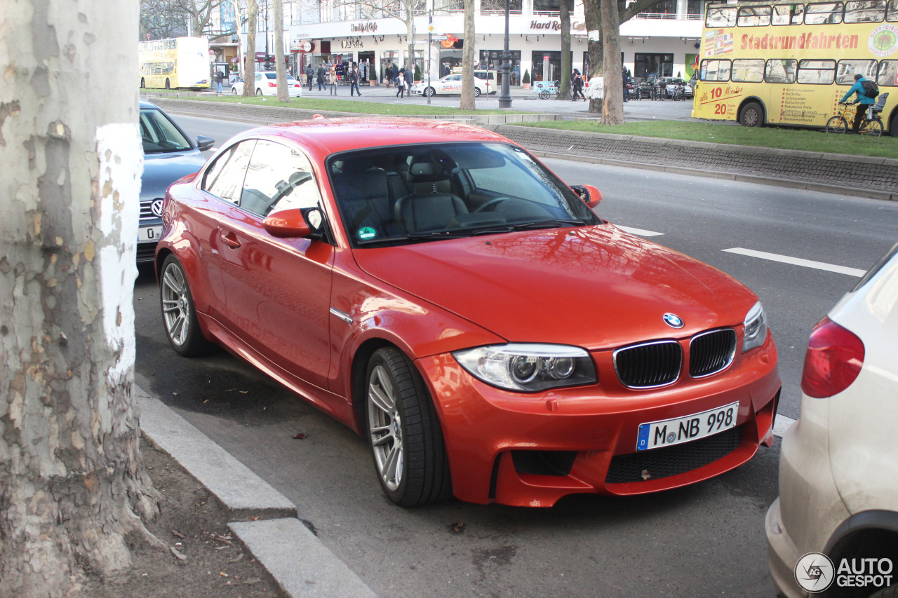 BMW 1 Series M Coupé 9