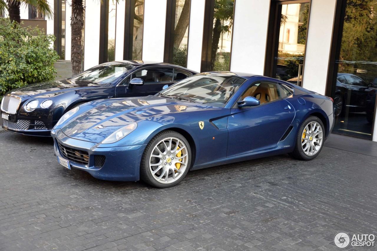 Ferrari 599 GTB Fiorano 3