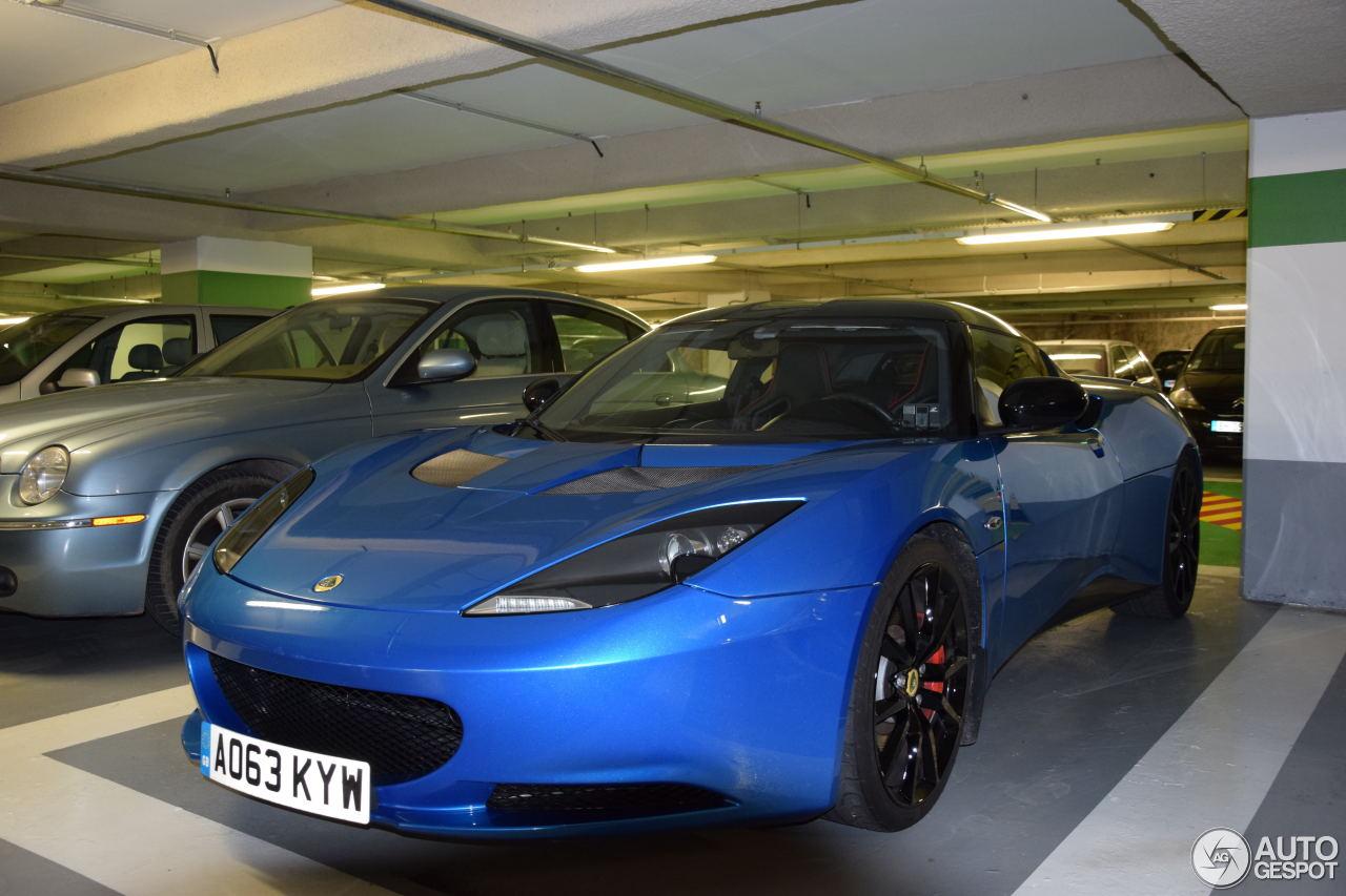 Lotus Evora S 3