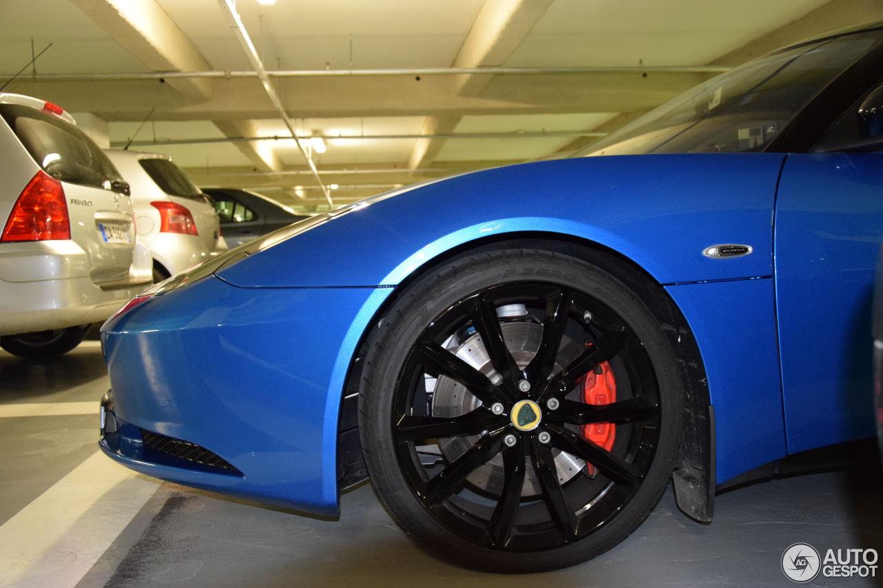 Lotus Evora S 4