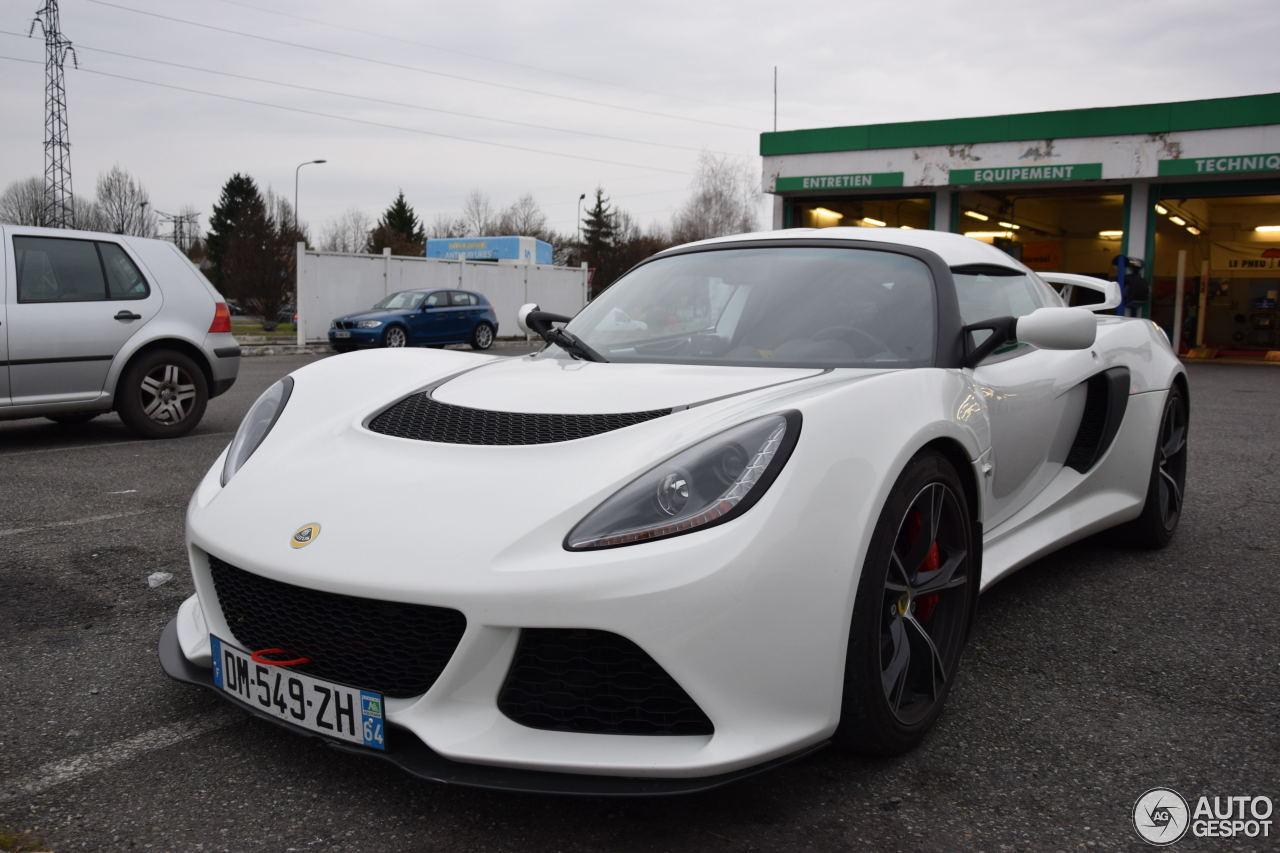 Lotus Exige S 2012 2