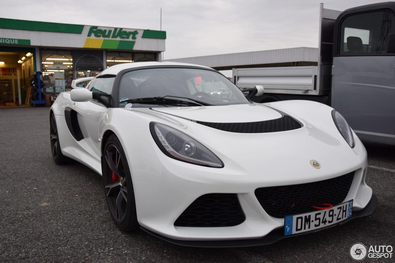 Lotus Exige S 2012 8