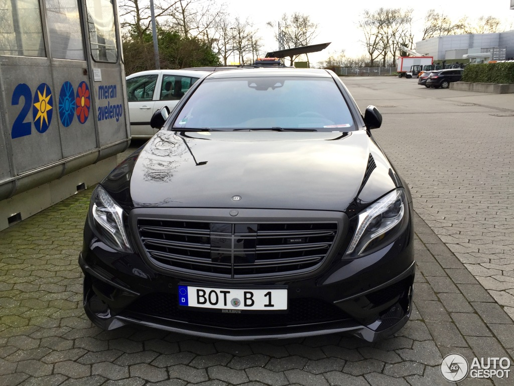 Mercedes benz brabus 900 rocket 28 january 2016 autogespot for Mercedes benz brabus price