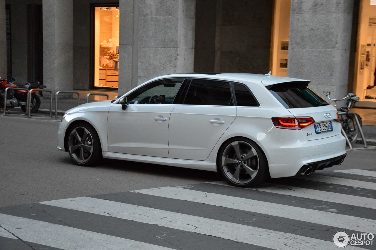 audi rs3 sportback 8v 29 january 2016 autogespot. Black Bedroom Furniture Sets. Home Design Ideas