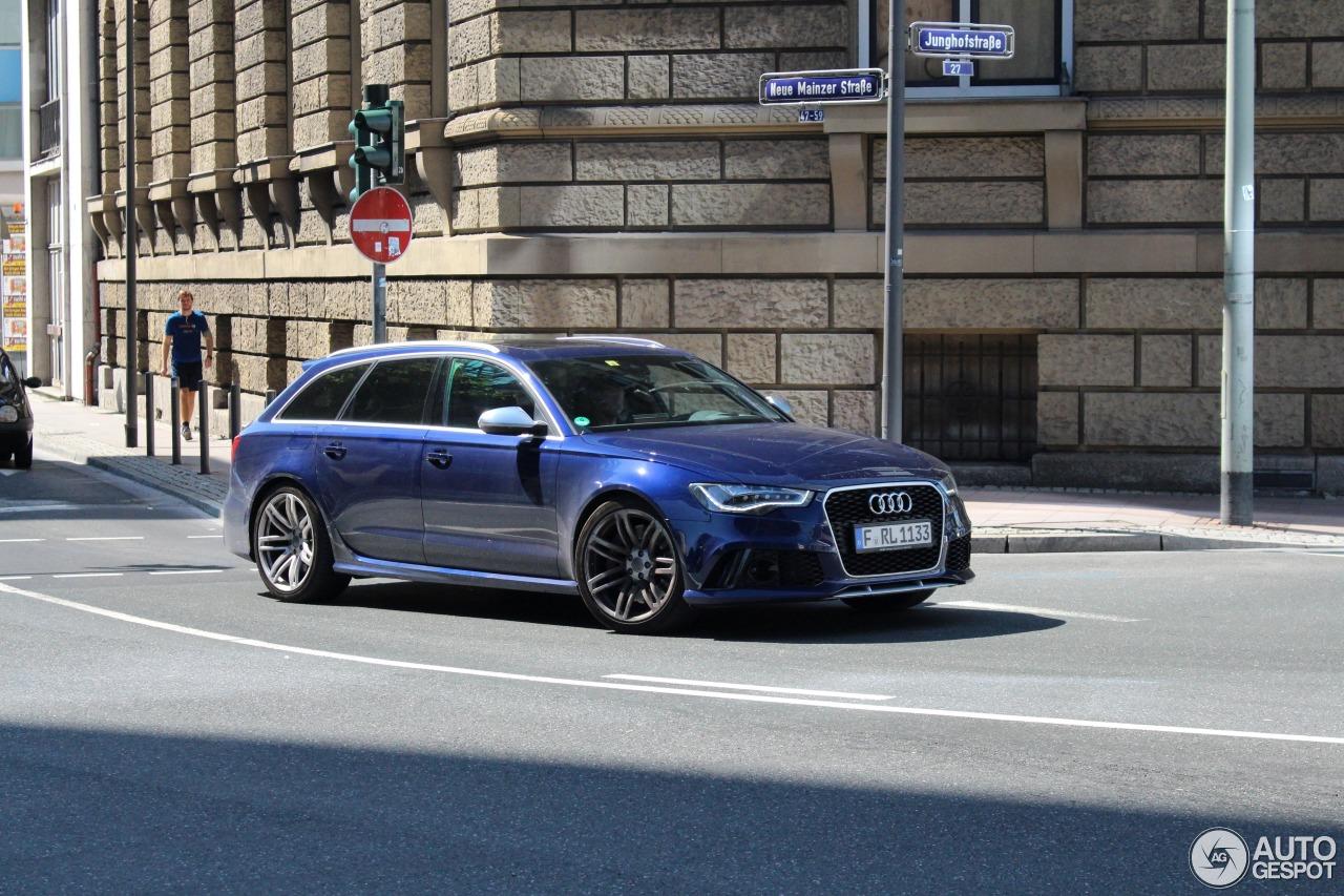 Audi RS6 Avant C7 1