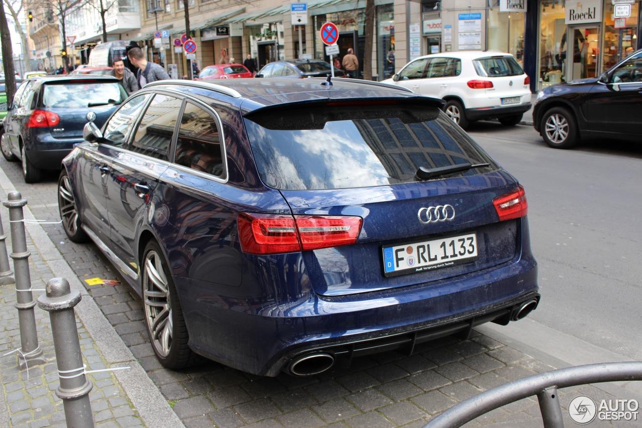 Audi RS6 Avant C7 3