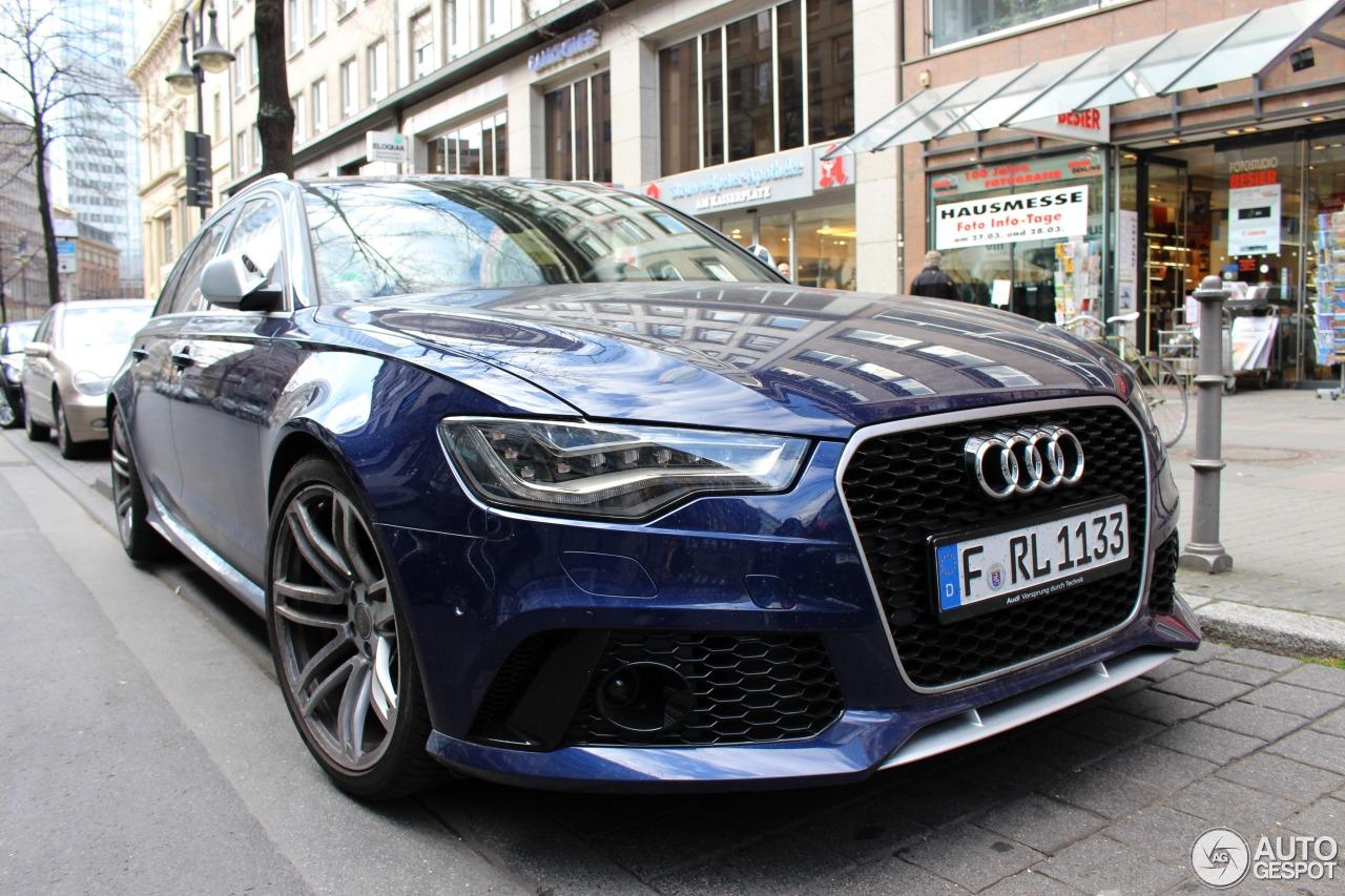 Audi RS6 Avant C7 4