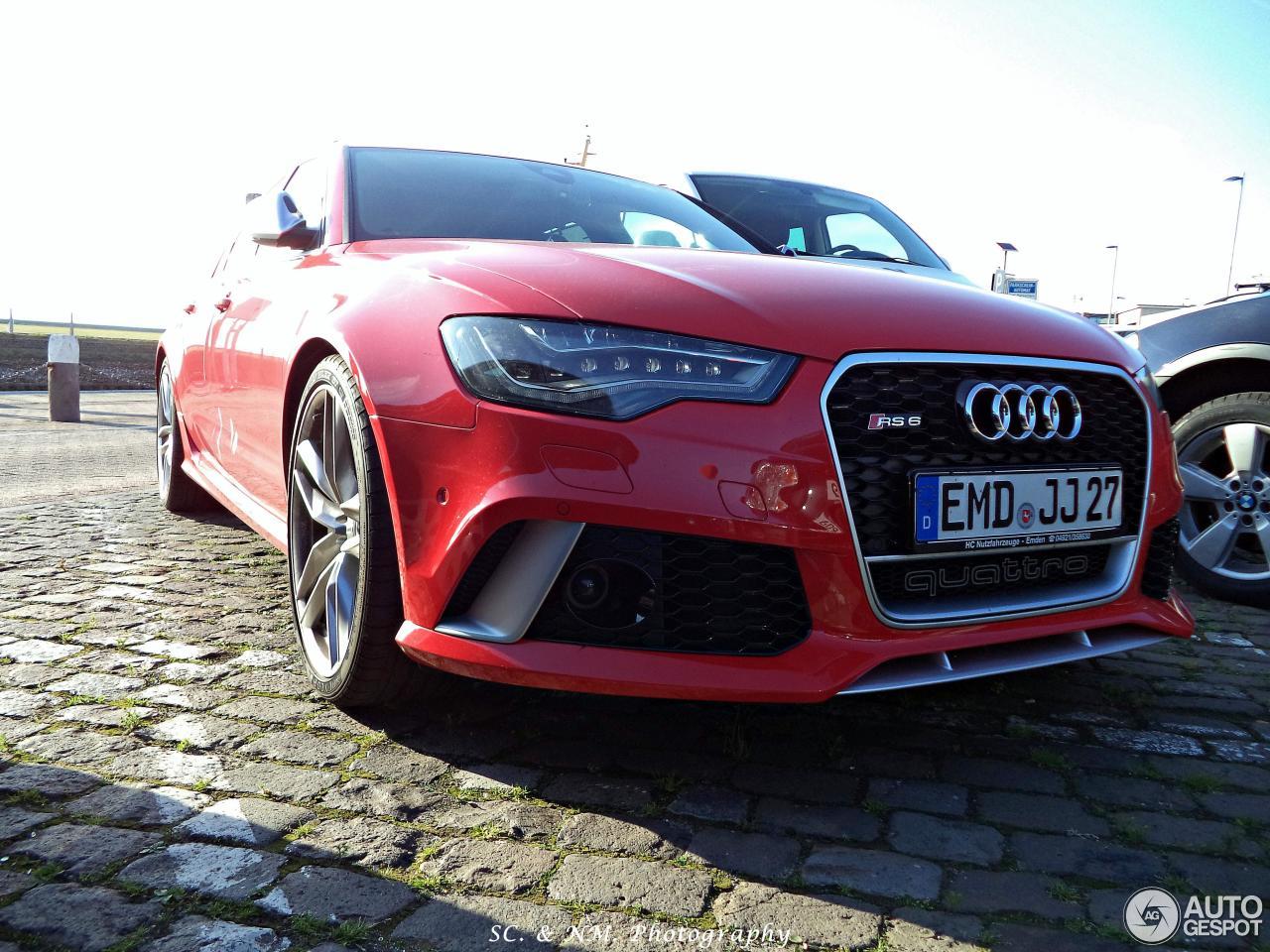 Audi RS6 Avant C7 2