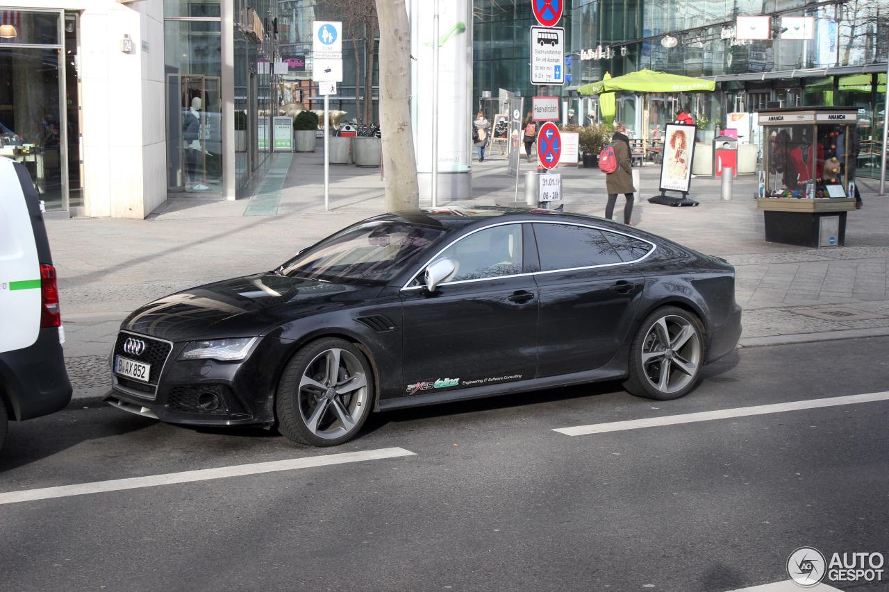 Audi RS7 Sportback 4