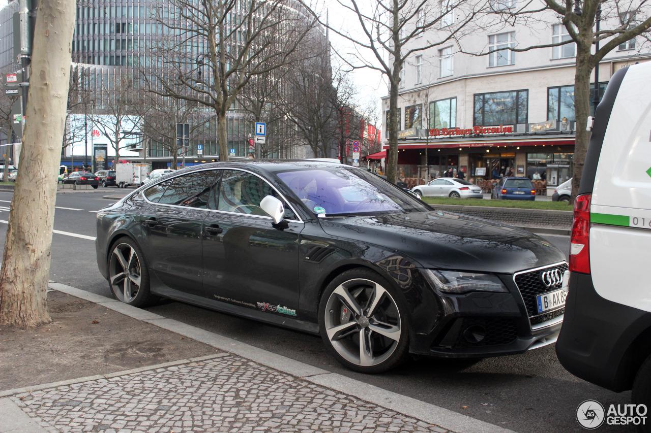 Audi RS7 Sportback 5