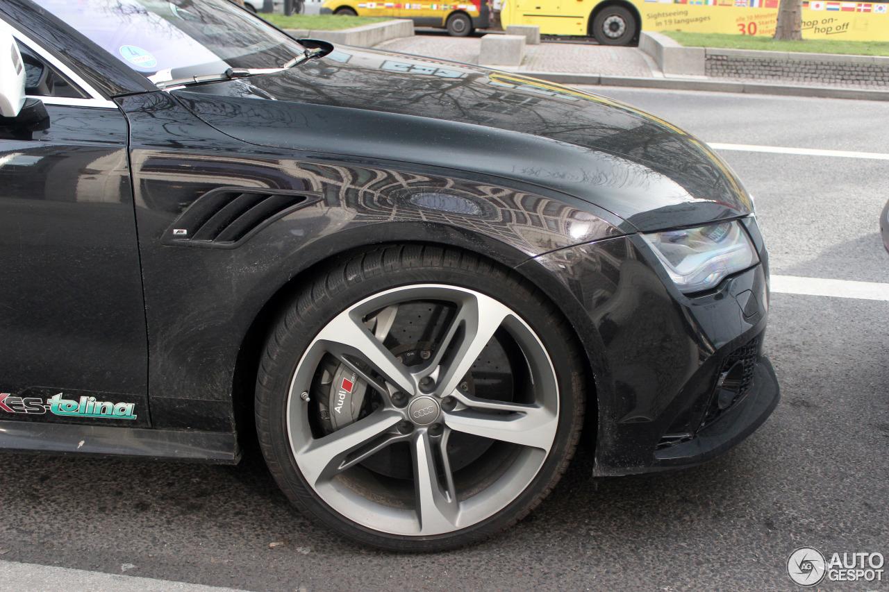 Audi RS7 Sportback 7