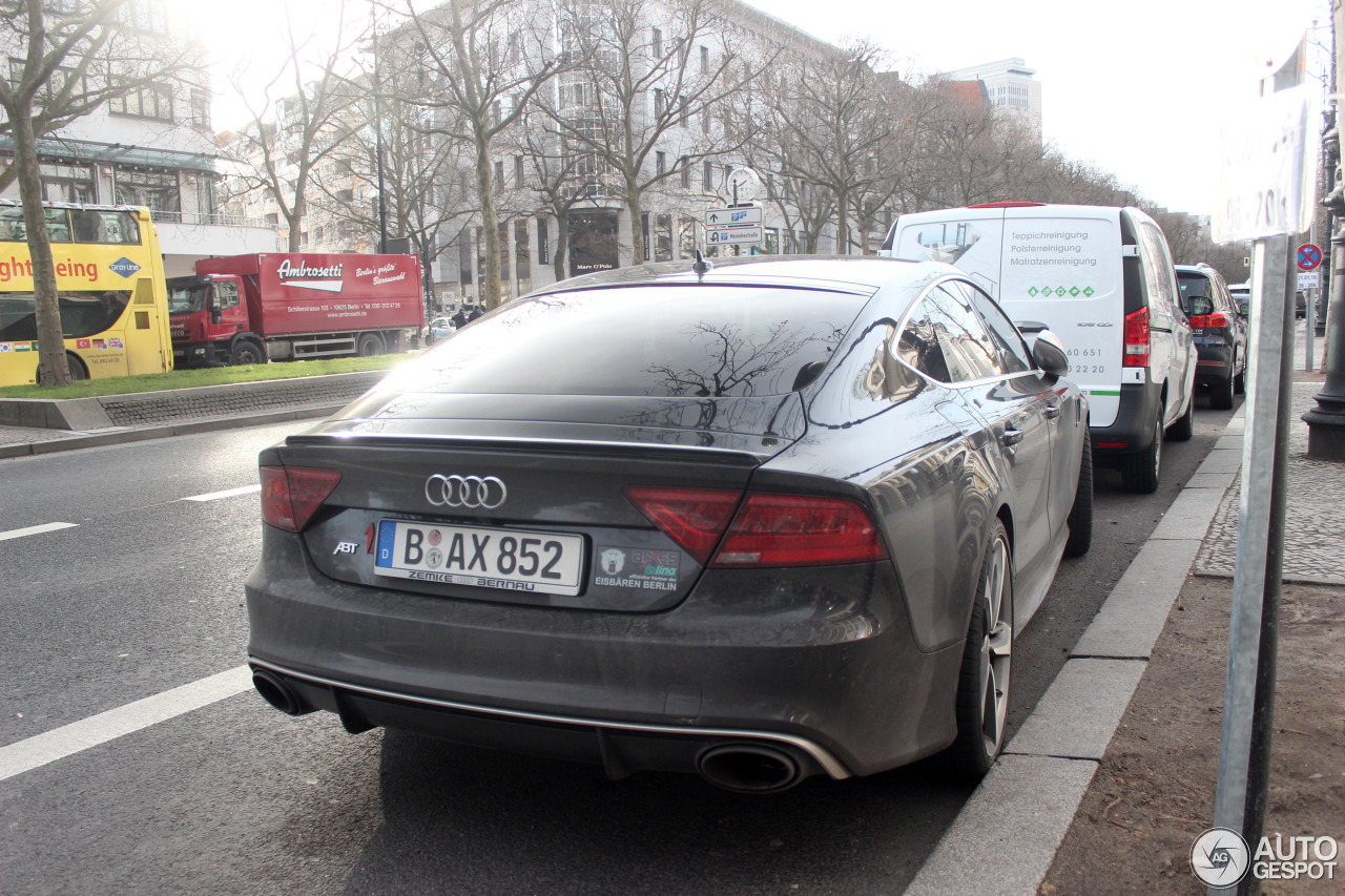 Audi RS7 Sportback 8