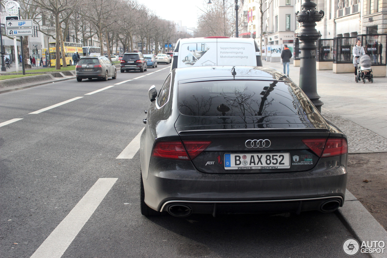 Audi RS7 Sportback 9