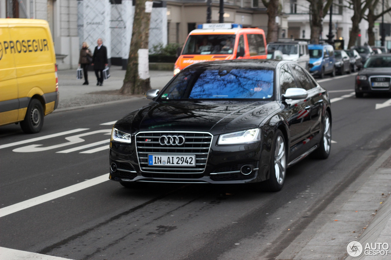 Audi S8 D4 2014 2