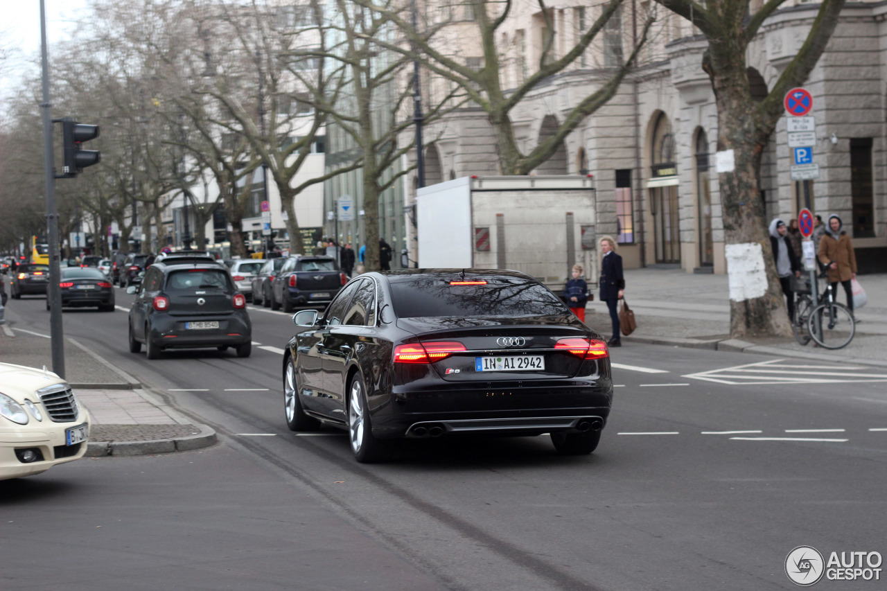 Audi S8 D4 2014 5