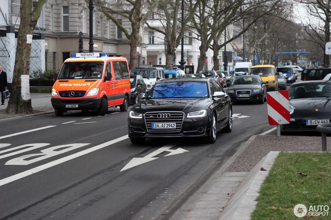 Audi S8 D4 2014 6