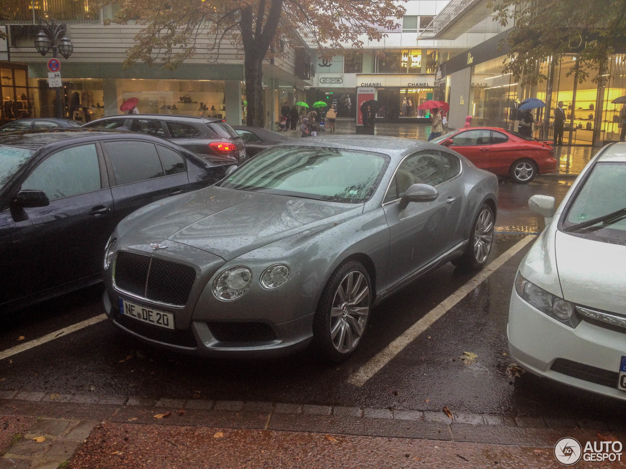 Bentley Continental GT V8 6