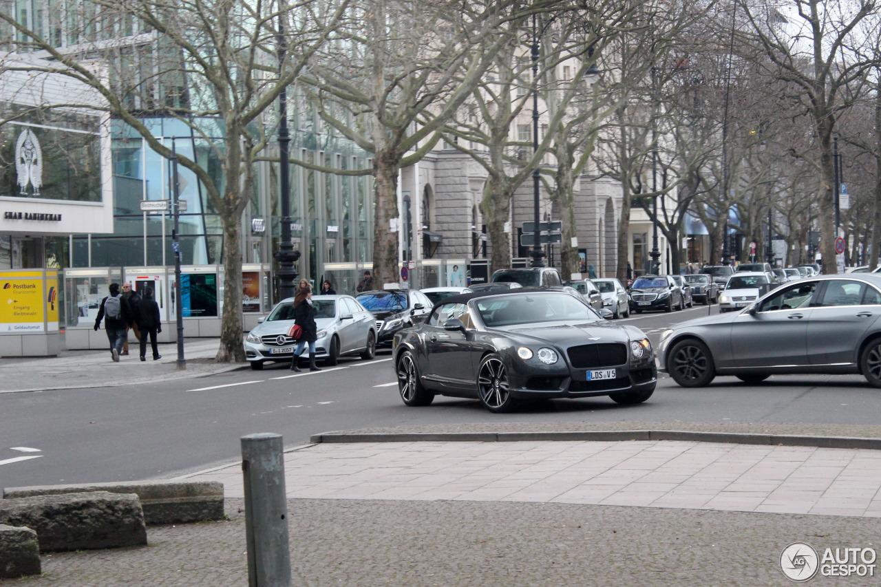 Bentley Continental GTC V8 3