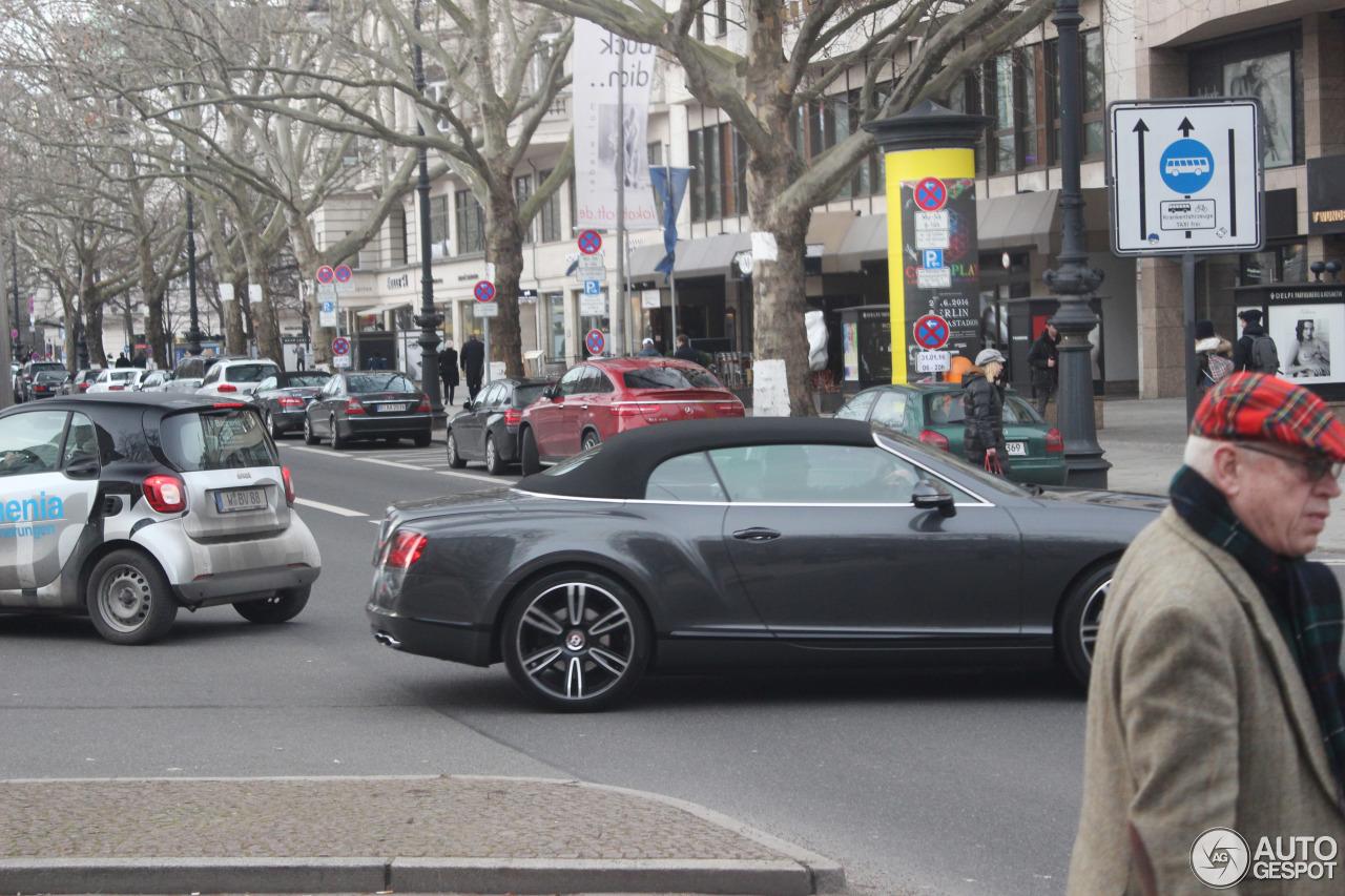 Bentley Continental GTC V8 5