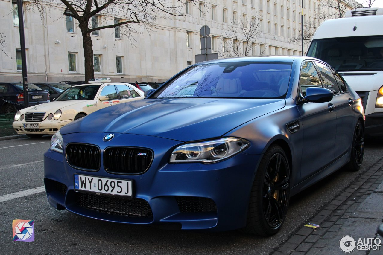 Bmw M5 F10 2014 29 January 2016 Autogespot