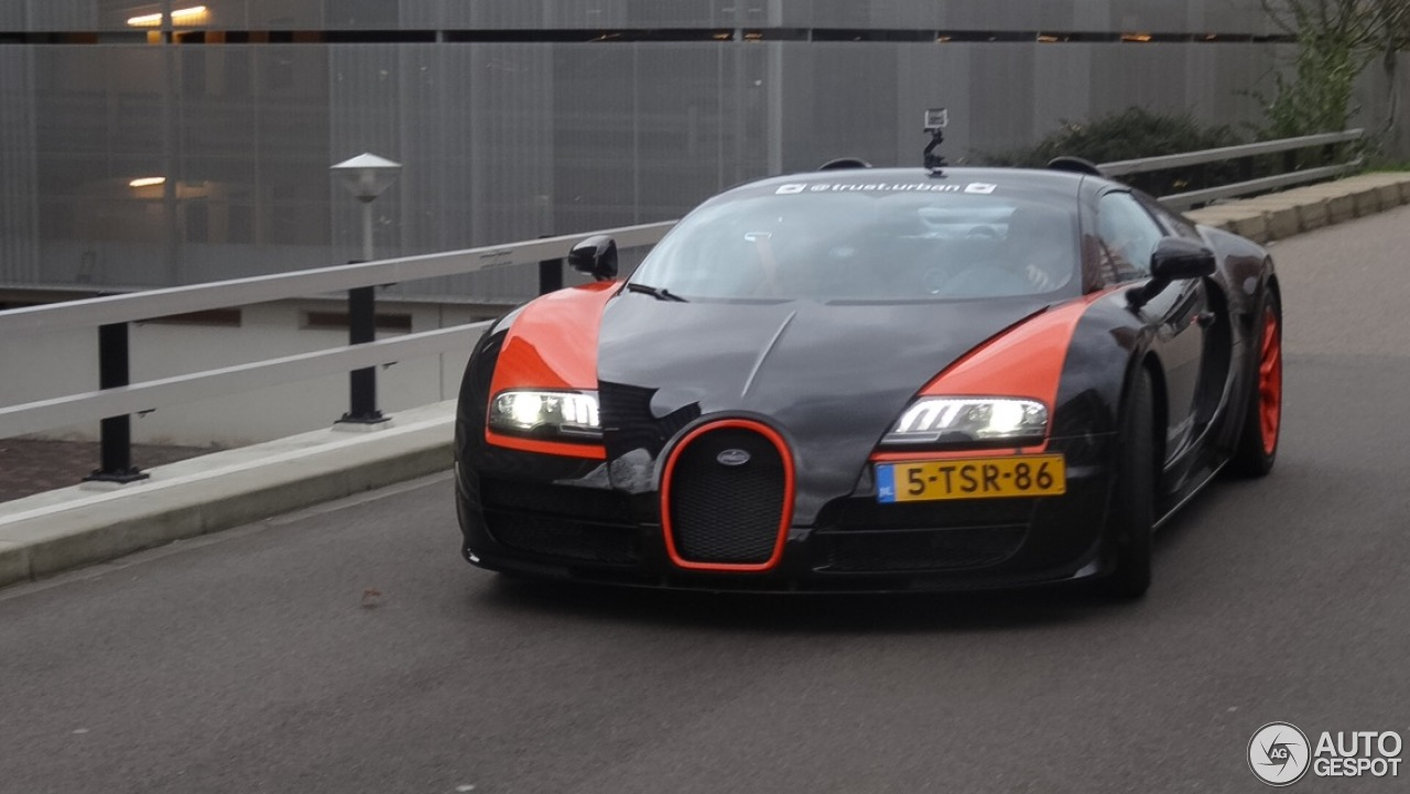 bugatti veyron 16 4 grand sport vitesse world record car edition 29 january 2016 autogespot. Black Bedroom Furniture Sets. Home Design Ideas