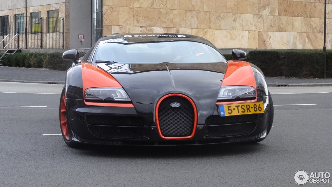 bugatti veyron 16 4 grand sport vitesse world record car edition 29 january. Black Bedroom Furniture Sets. Home Design Ideas