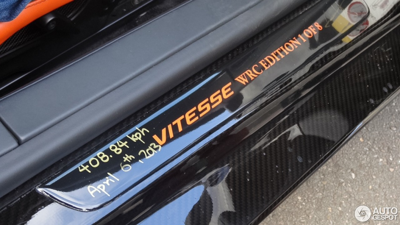 bugatti veyron 16 4 grand sport vitesse world record car edition 29 januari 2016 autogespot. Black Bedroom Furniture Sets. Home Design Ideas