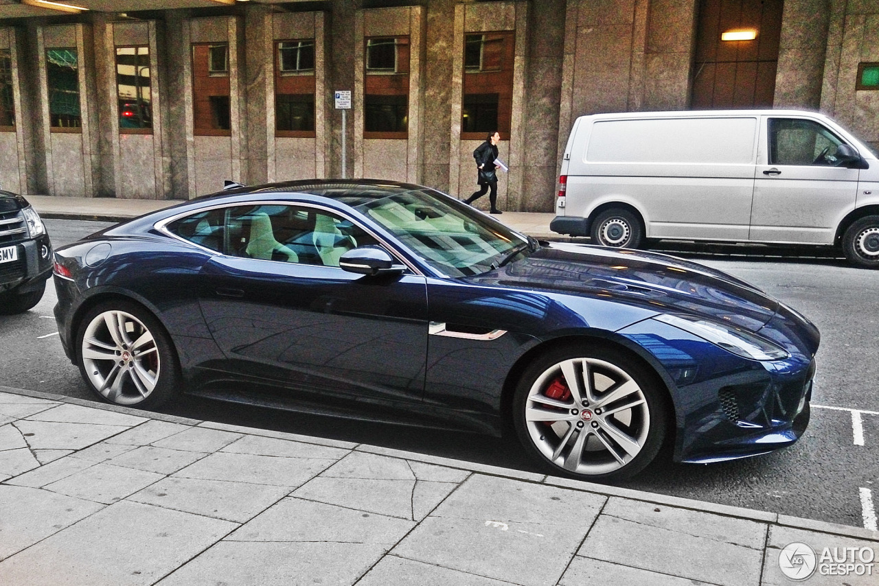 Jaguar FTYPE R AWD Coup  29 January 2016  Autogespot