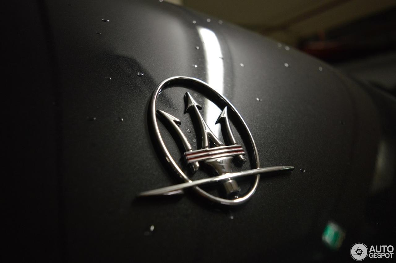 Maserati GranTurismo MC Stradale 2013 4