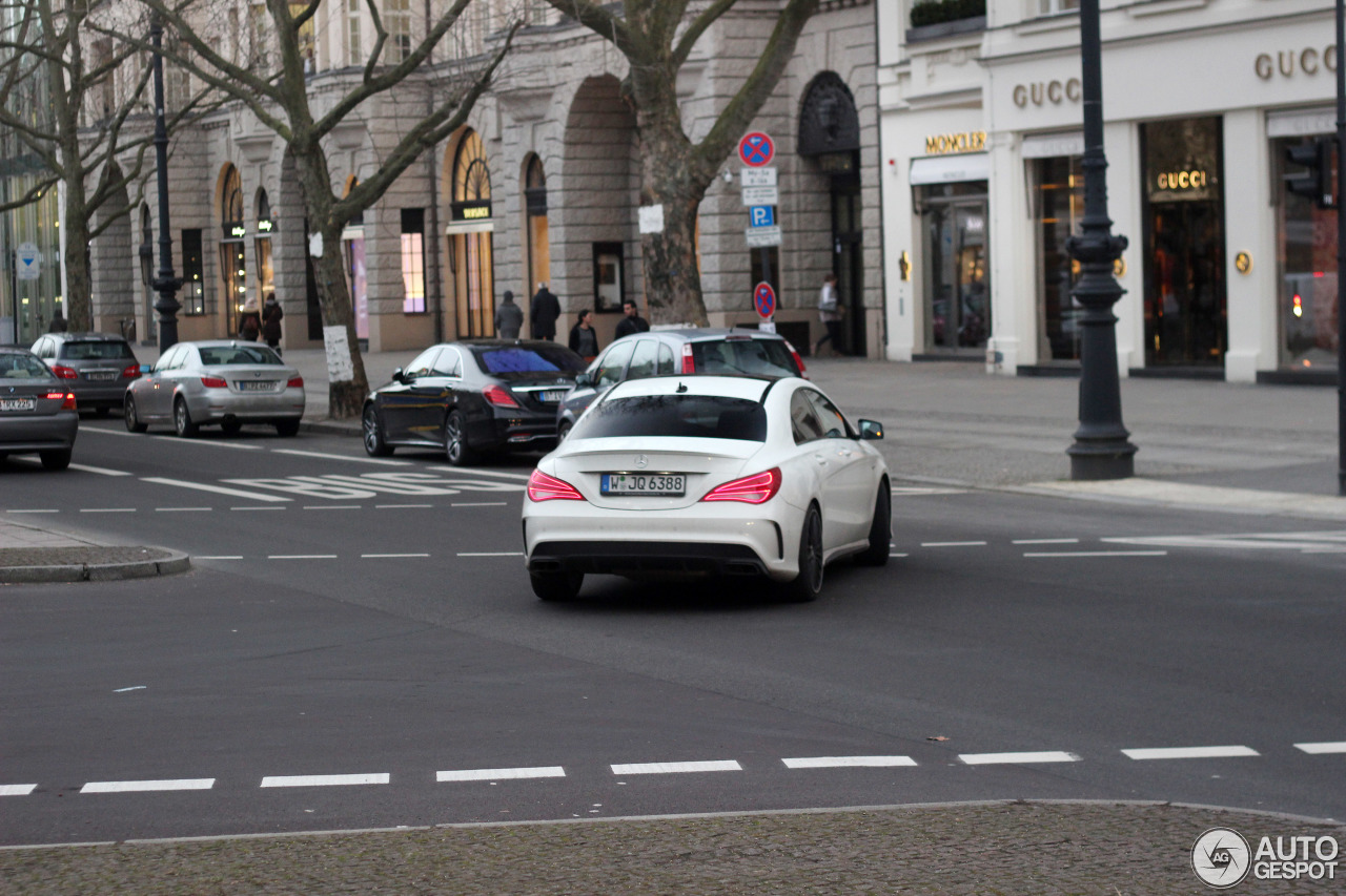 Mercedes-Benz CLA 45 AMG C117 5