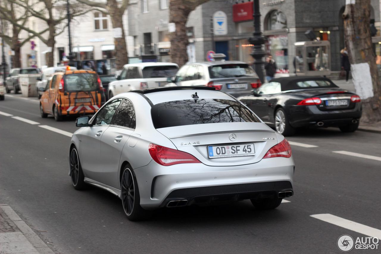 Mercedes-Benz CLA 45 AMG C117 4
