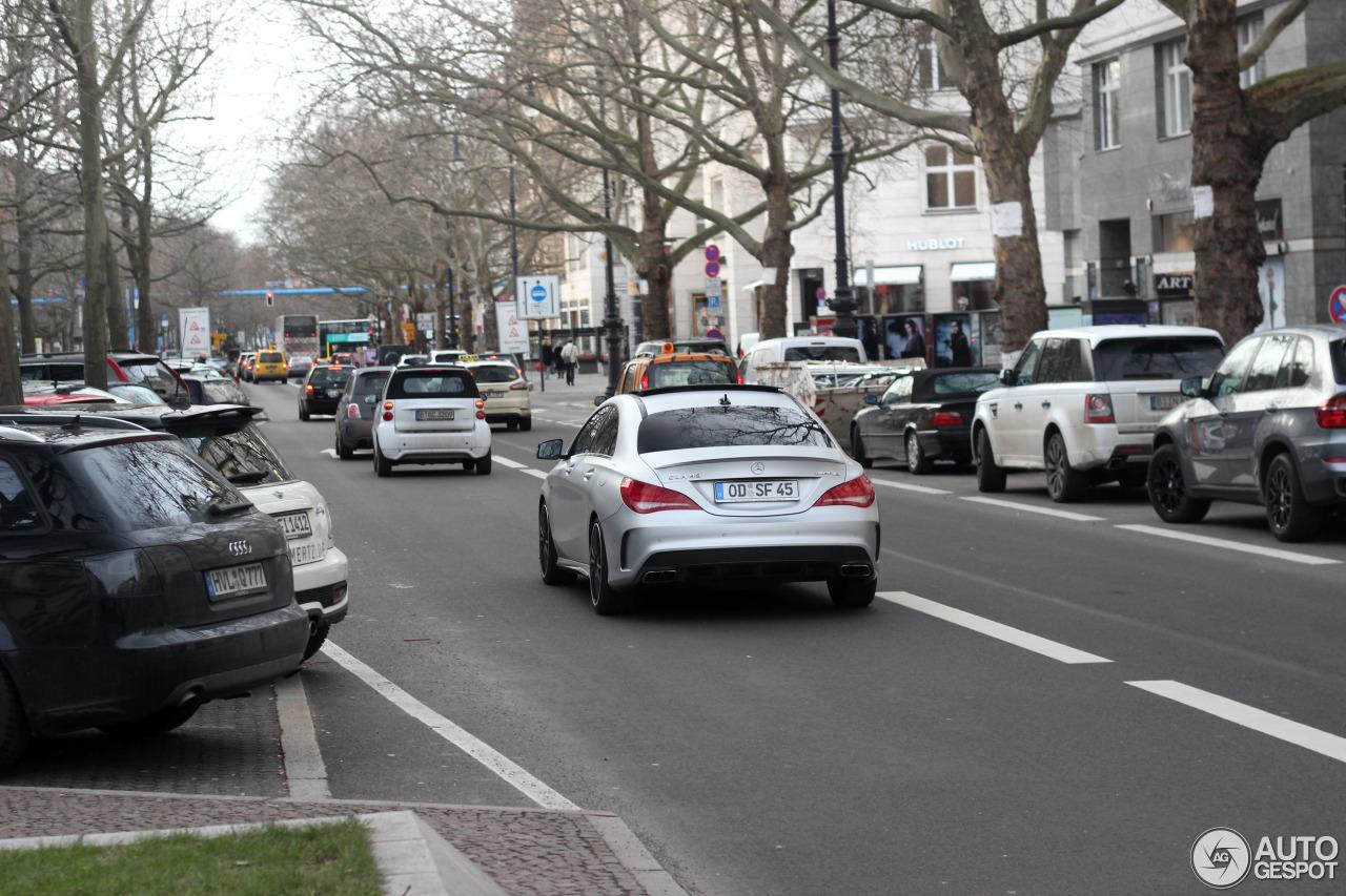 Mercedes-Benz CLA 45 AMG C117 7