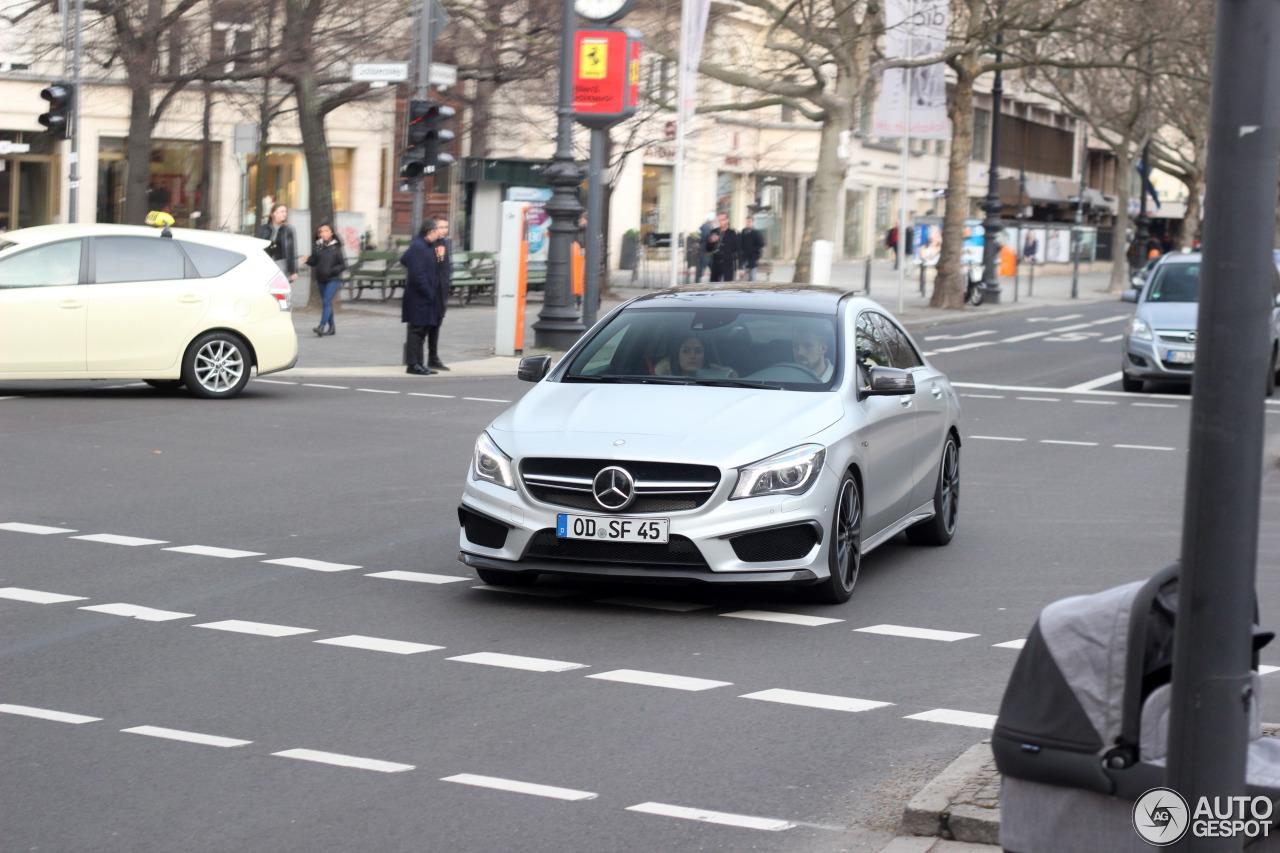 Mercedes-Benz CLA 45 AMG C117 8