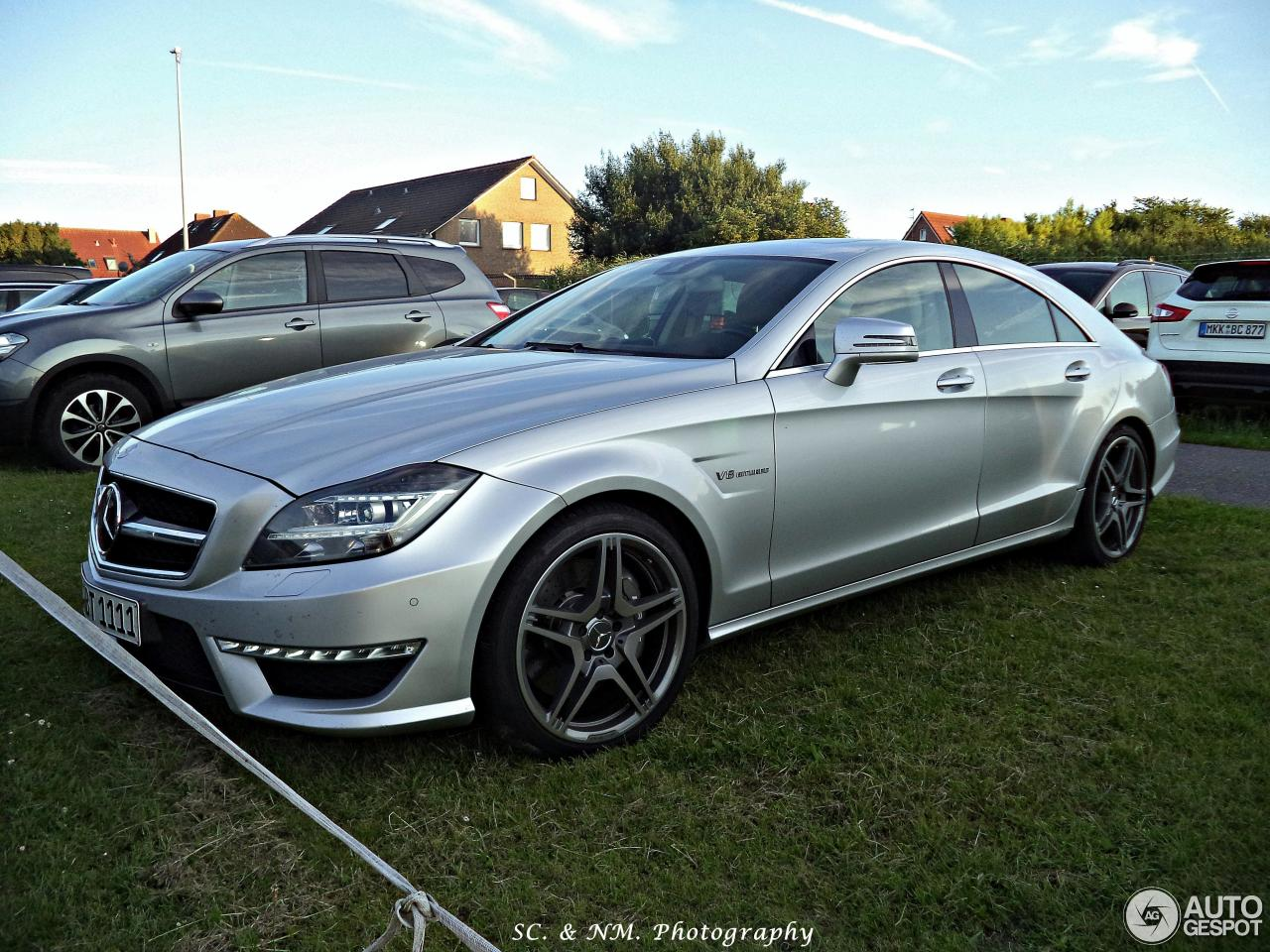 Mercedes benz cls 63 amg s c218 29 january 2016 autogespot for Mercedes benz cls 63 amg price