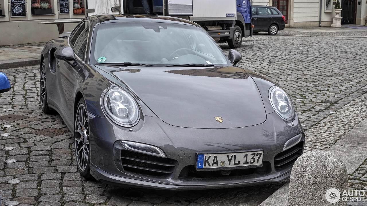 Porsche 991 Turbo S 5