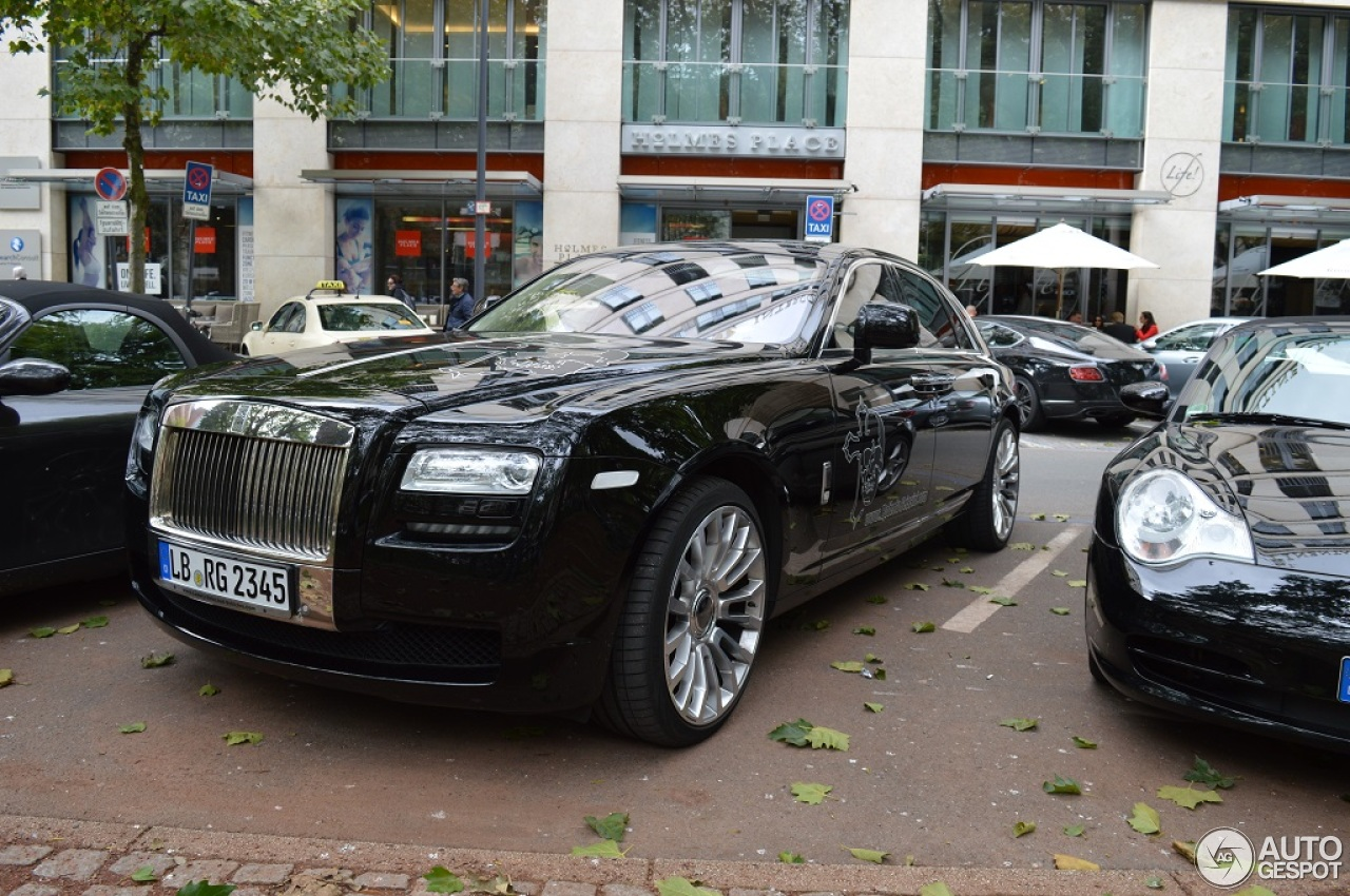 Rolls-Royce Ghost 1
