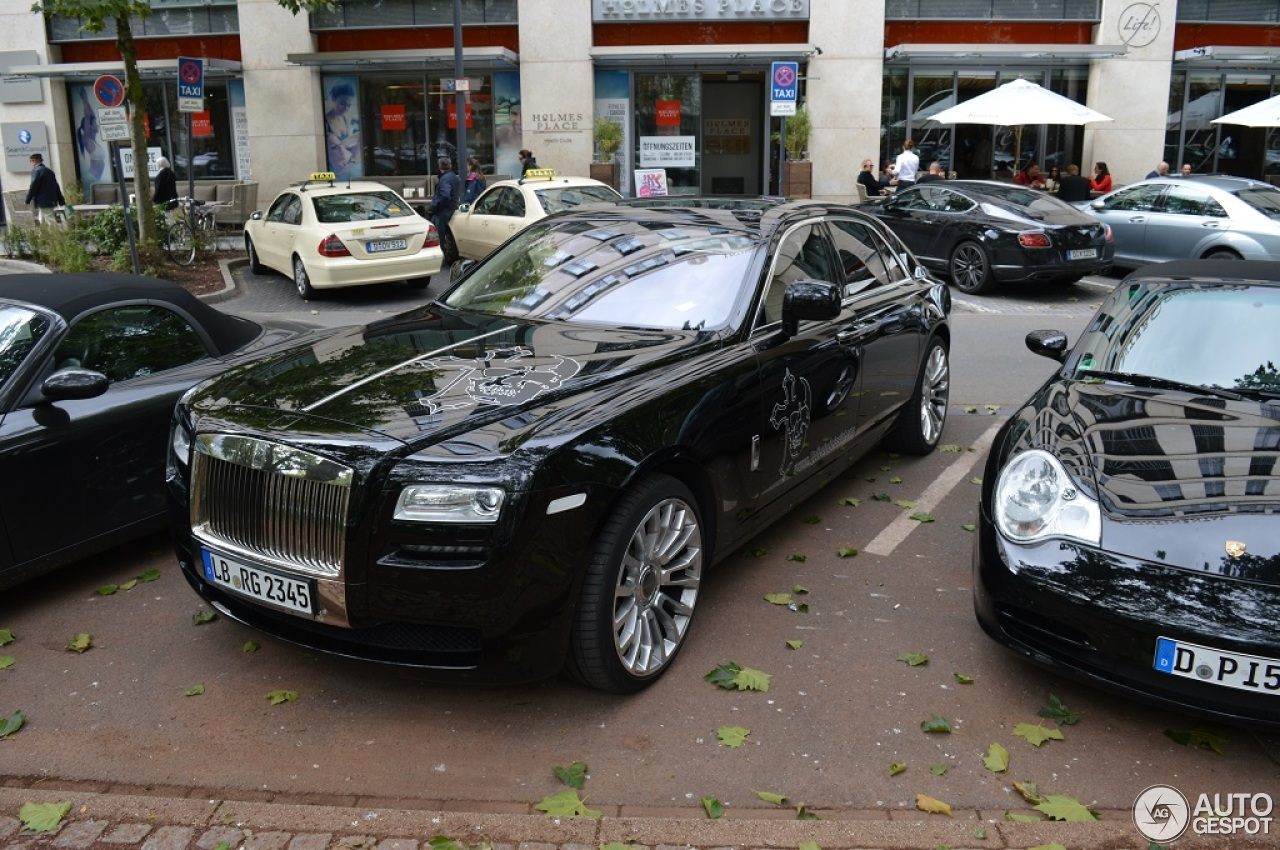 Rolls-Royce Ghost 5