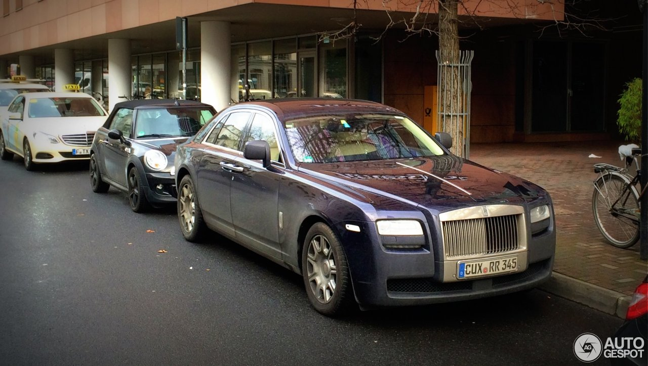 Rolls-Royce Ghost 2