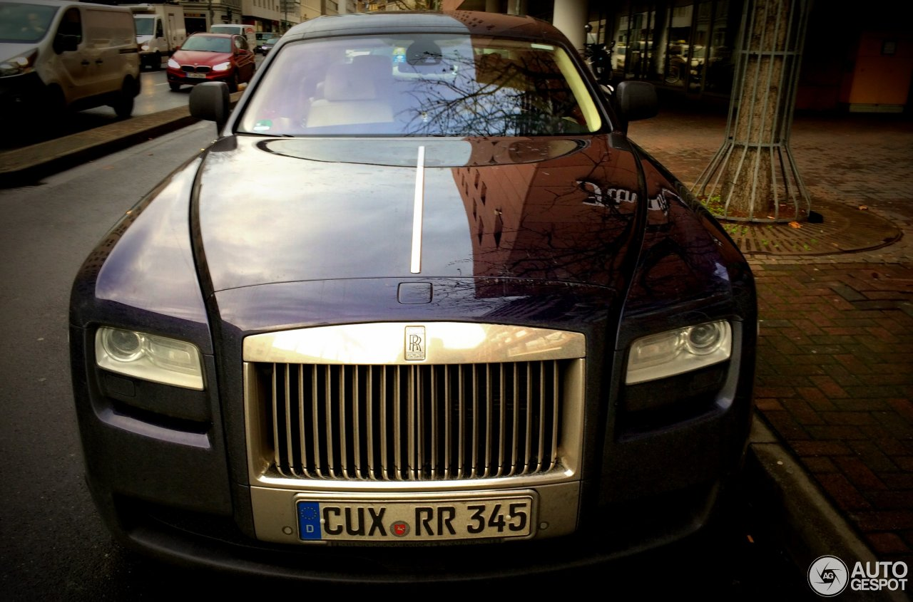 Rolls-Royce Ghost 3