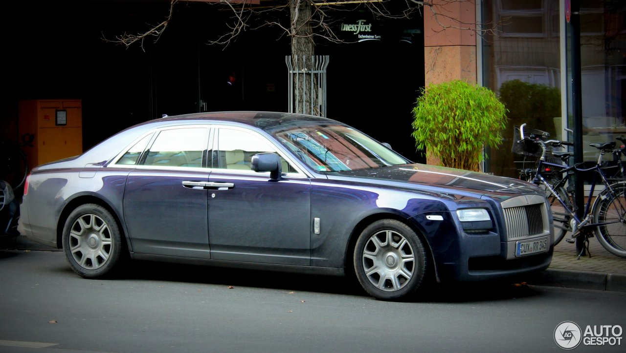 Rolls-Royce Ghost 4