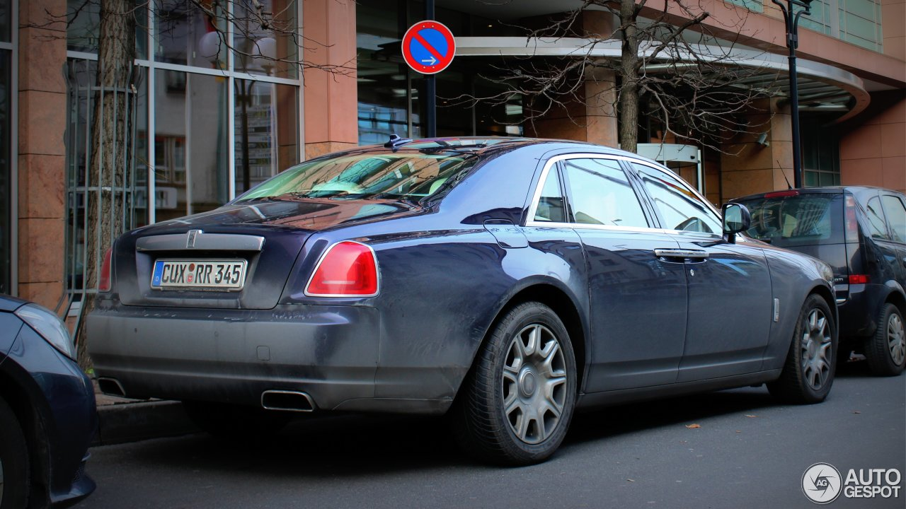 Rolls-Royce Ghost 7