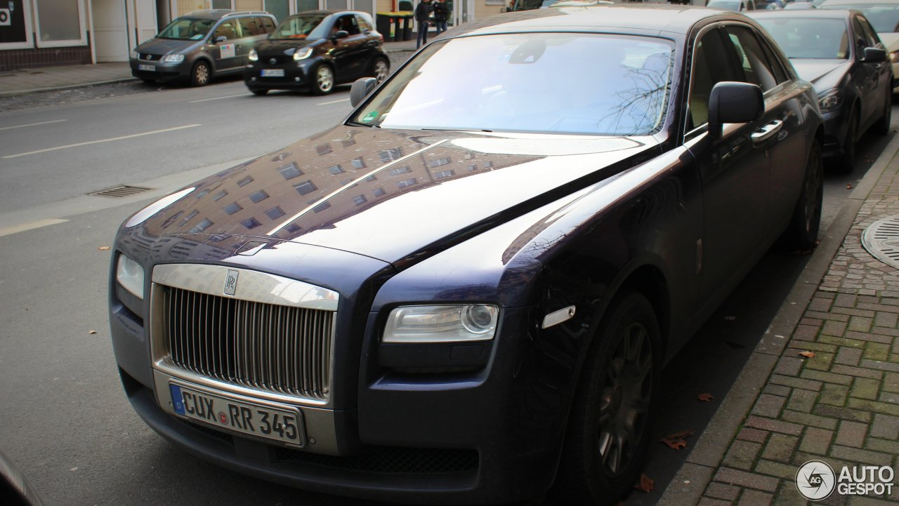 Rolls-Royce Ghost 9